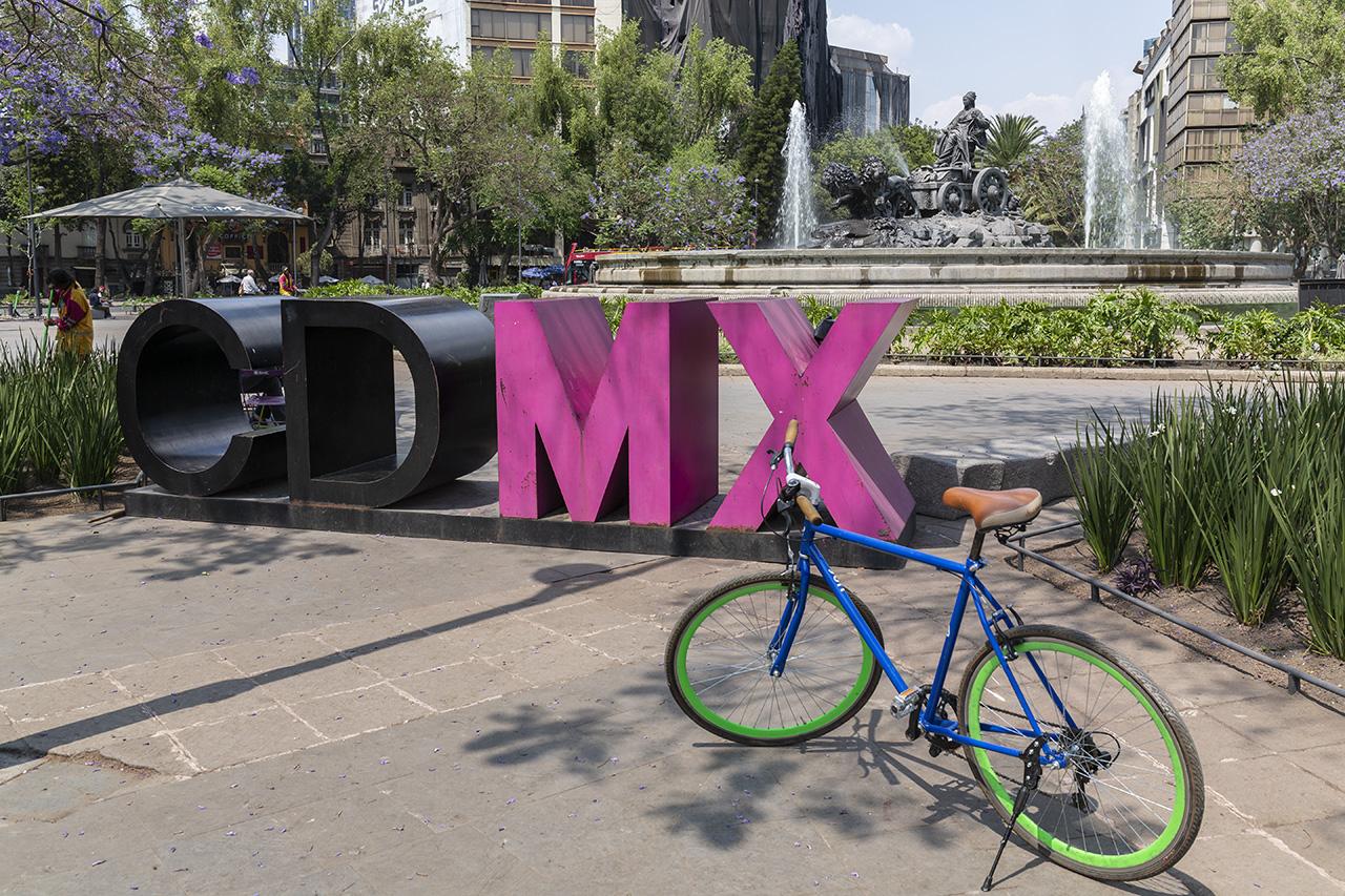 CDMX by Bike, Mexico City
